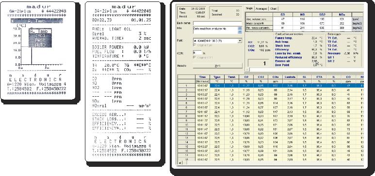 例如打印輸出和屏幕截圖從PC程序